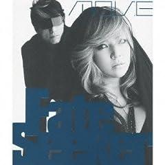 m.o.v.e「Fate Seeker」の歌詞を収録したCDジャケット画像