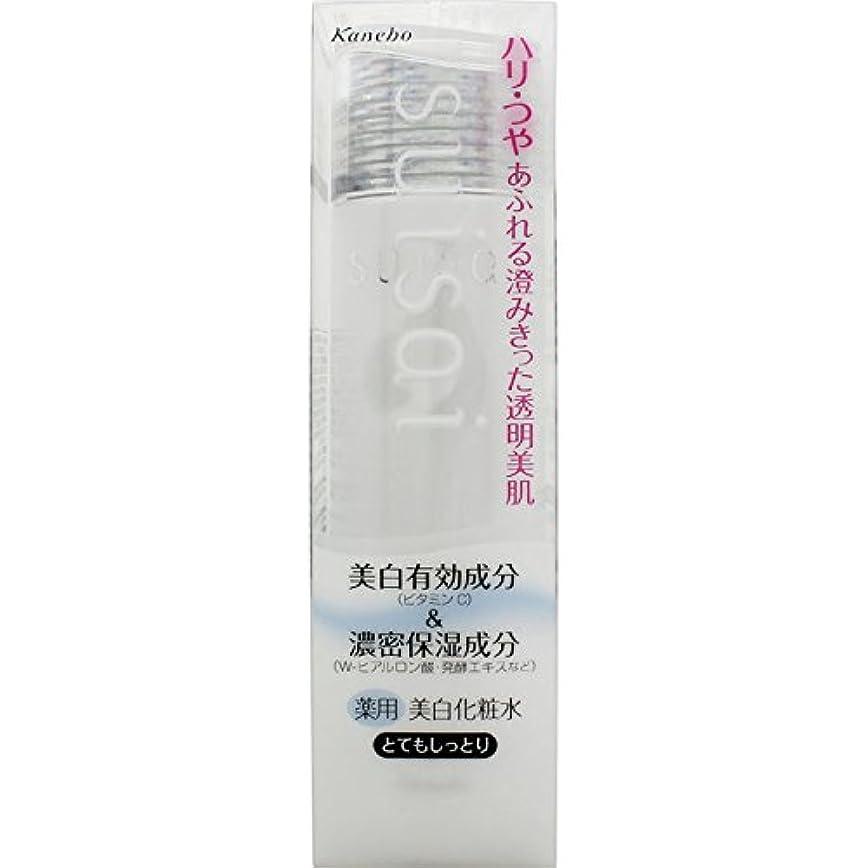 矛盾ホイスト作り上げるカネボウ suisai ホワイトニングローションIII 150ml