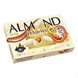 明治 アーモンドチョコレートホワイトベール 59g×10箱