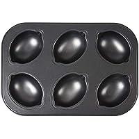 シリコン加工天板 (レモンケーキ型6ヶ付)