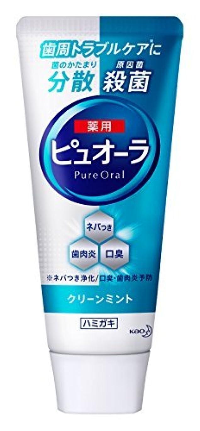 対抗提供されたペインギリックピュオーラ 薬用ハミガキ クリーンミント 115g [医薬部外品] Japan