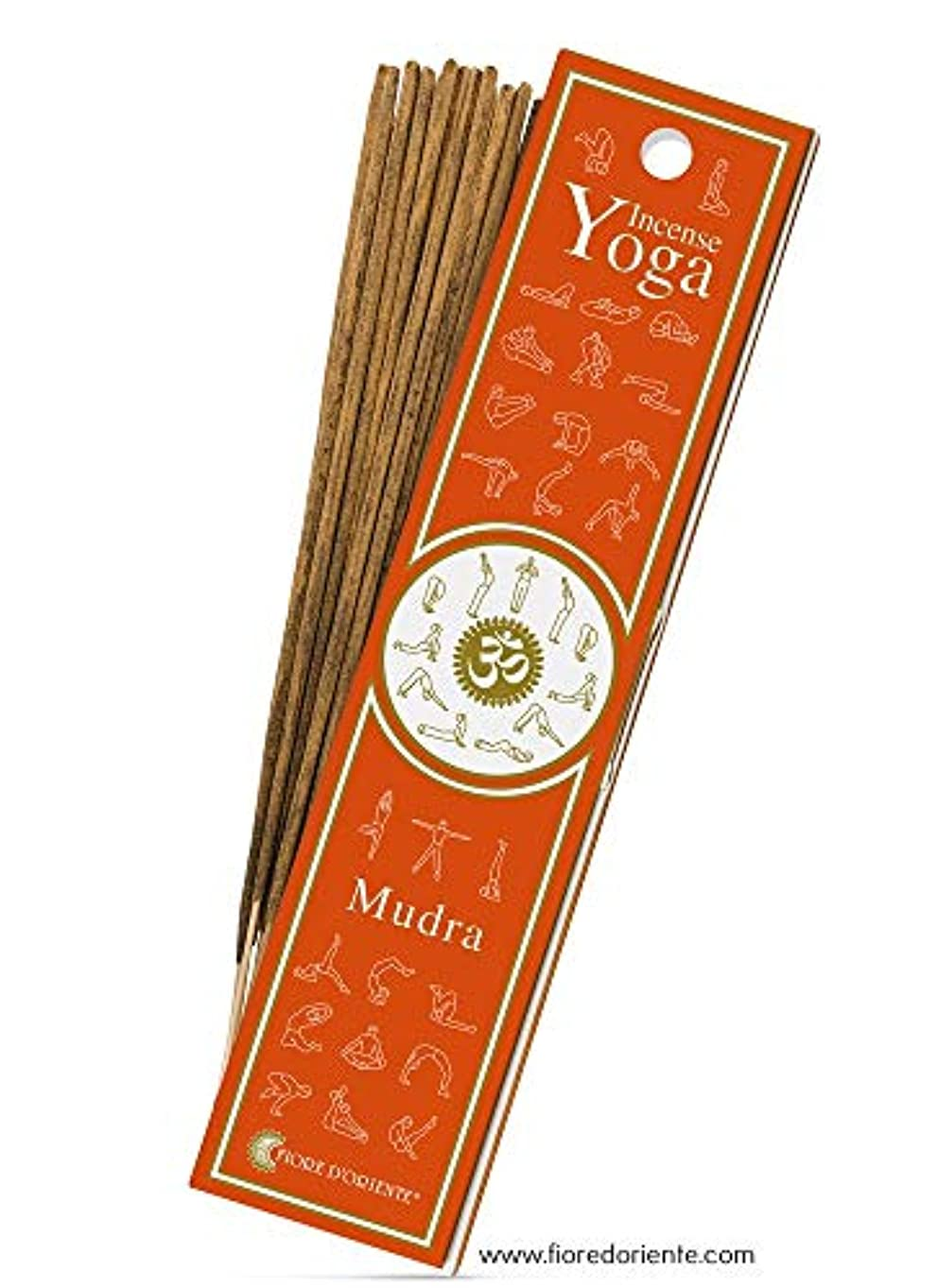 サーマル被害者胸印相 – ヨガ – Natural Incense Sticks 10 PZS – Natural Incense会社