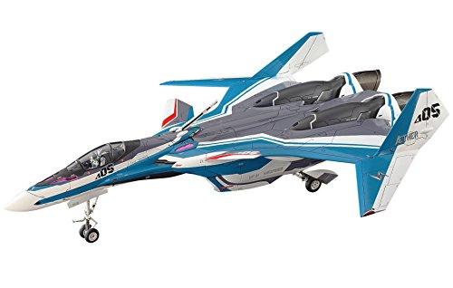 ハセガワ 1/72 VF-31J ジークフリード ハヤテ機 マクロスΔ