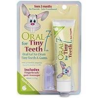 オーラル7 フォー タイニーティース ジェル 48ml 天然酵素配合!ベビー用口腔内ケアジェル 乳歯や歯肉を清潔に保ち保護する