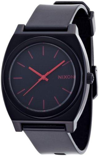 TIME TELLER P タイムテラーピー BLACK/BRIGHT PINK NA119480-00 ユニセックス [正規輸入品] ニクソン