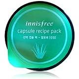 innisfree(イニスフリー) CAPSULE RECIPE PACK ALOE 液 カプセル パック アロエ [鎮静] 10ml