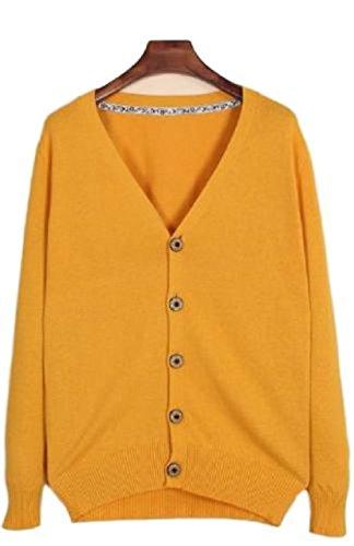 【four clover】メンズ カーディガン セーター 薄手 長袖?無地 綿 爽やか トップス 春 秋 カジュアル オシャレ カッコいい エコバッグ付き