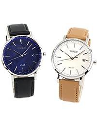 [セイコー]SEIKO WIRED ワイアード 腕時計 オリジナルクリーナー付き AGAD090 AGAD092 ペアウォッチ