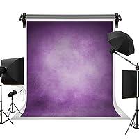 Kate1.5x2.2m 紫色の背景布 濃い紫色の背景 グラデーションの背景 ポートレート写真の背景 写真スタジオ 撮影用 背景布 写真撮影用の背景幕 装飾用 無反射布 スエードの背景 カスタマイズ可能な背景
