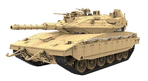 Moon model 1/35 Israel troops main battle tank Merkava Mk.4M trophy APS plastic MTS036