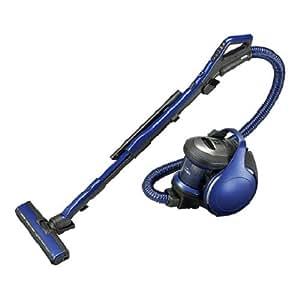 シャープ プラズマクラスター搭載 サイクロン掃除機 ブルー EC-VX500-A