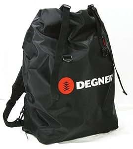 DEGNER(デグナー) マルチレインバッグ ポリエステル・PVC 50x30x18cm ブラック NB-12