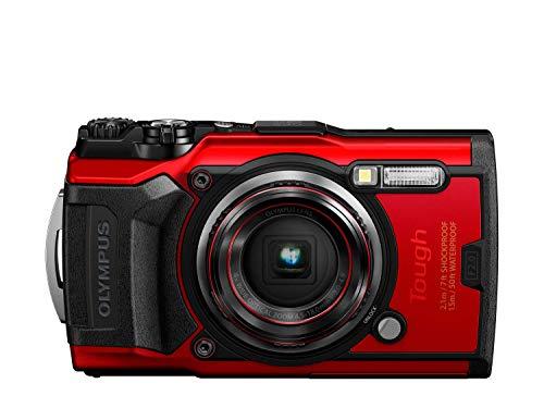 OLYMPUS (オリンパス) デジタルカメラ Tough TG-6 レッド B07SLXZCBW 1枚目