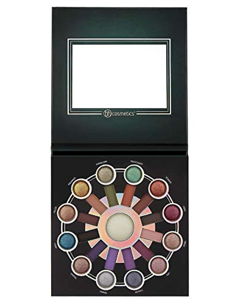 吐き出す複雑南方のBH Cosmetics Zodiac - 25 Colour Eyeshadow & Highlighter Palette