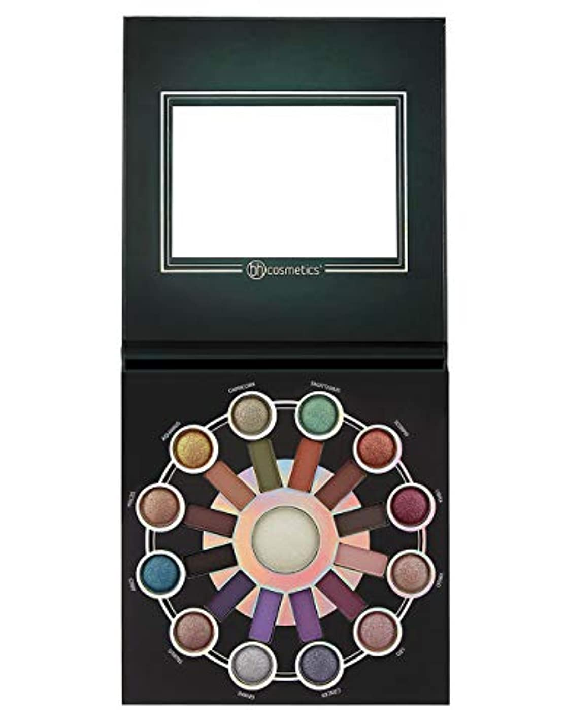 メナジェリー革命オーバーコートBH Cosmetics Zodiac - 25 Colour Eyeshadow & Highlighter Palette