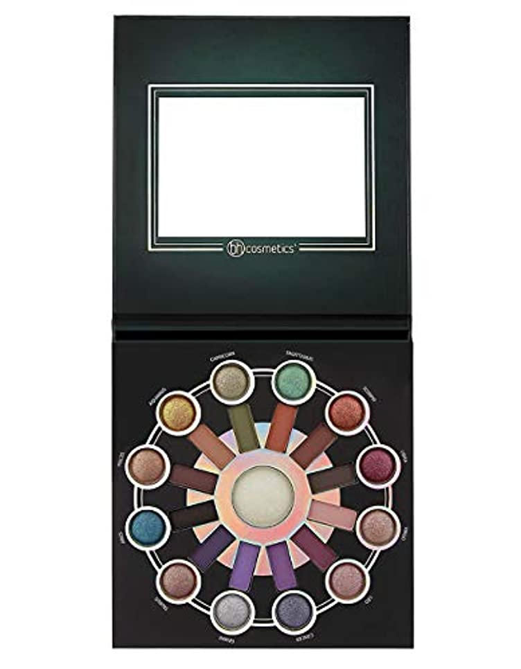 擬人化意図距離BH Cosmetics Zodiac - 25 Colour Eyeshadow & Highlighter Palette