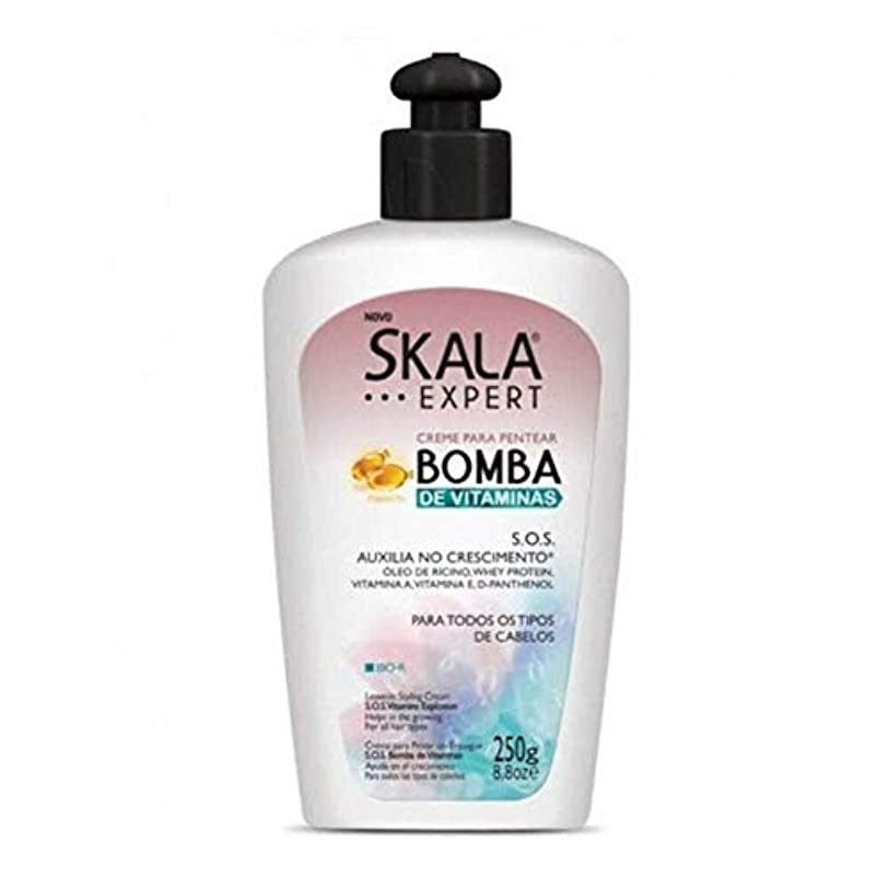 プレビューフレッシュ愛国的なSKALA EXPERT スカラ エクスパート ビタミン成分配合 スタイリング剤 250g