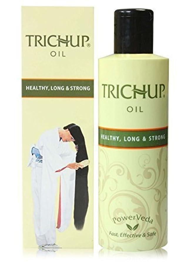 Trichup Hair Oil (200ml) by Vasu [並行輸入品]
