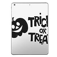 iPad Air2 スキンシール apple アップル アイパッド A1566 A1567 タブレット tablet シール ステッカー ケース 保護シール 背面 人気 単品 おしゃれ ハロウィン カボチャ おばけ 013521