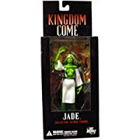 "Elseworlds Series 2アクションフィギュア: 6.75 "" Jade by Diamond Comic Distributors , Inc"