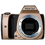 RICOH デジタル一眼レフ PENTAX K-S1 ボディ ダスクゴールド K-S1 BODY DUSK GOLD 06554