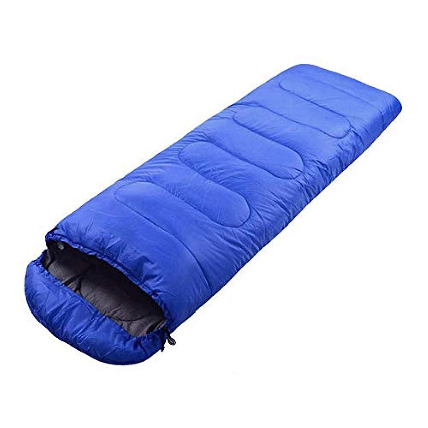 暖かさ弱点反論ポータブルエンベロープスリーピングバッグおよび圧縮バッグキャンプハイキングバックパックエッセンシャル