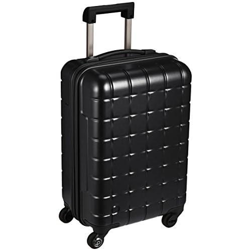 [プロテカ] Proteca スーツケース 日本製 360s(スリーシックスティエス) 3年保証 サイレントキャスター 49cm 32L 機内持込みサイズ 02711 01 (ブラック)