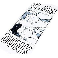 (フラワー 井上雄彦) 井上雄彦 タオル SlamDunk Sport Towel 【天才?】 Wht バスケットボール Free