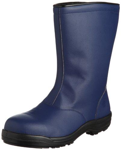 ㊽床を傷つけない靴底構造|ミドリ安全 安全靴 長靴 SG240 防寒