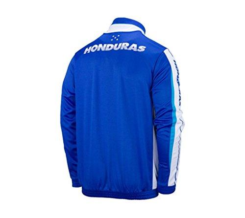 Joma HONDURAS TRACK JACKET (BLUE) 2014/サッカー トレーニングジャケット ホンジュラス 2014 (XL)