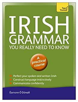 Irish Grammar You Really Need to Know: Teach Yourself (Teach Yourself Language Reference) by [Dónaill, Éamonn Ó]