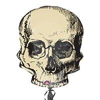 """18"""" Creepy Skull Junior形状"""