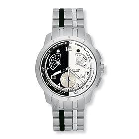 swatch (スウォッチ) 腕時計 007 VILLAIN COLLECTION ヒューゴ・ドラックス - ムーンレイカー YRS410G