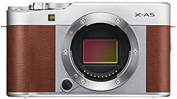 FUJIFILM ミラーレス一眼 X-A5ブラウン X-A5-BW A Amazonベーシッククーポン付