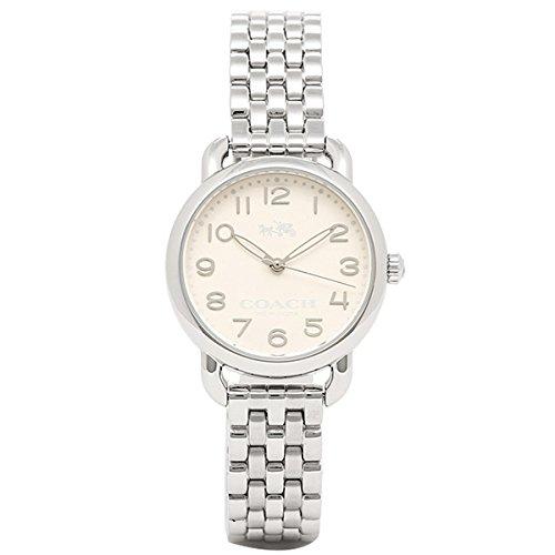 (コーチ) COACH コーチ 時計 レディース COACH 14502240 DELANCEY デランシー 腕時計 ウォッチ シルバー[並行輸入品]