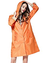 b44efc2ac96c1a Amazon.co.jp: オレンジ - レインウェア / レディース: 服&ファッション小物