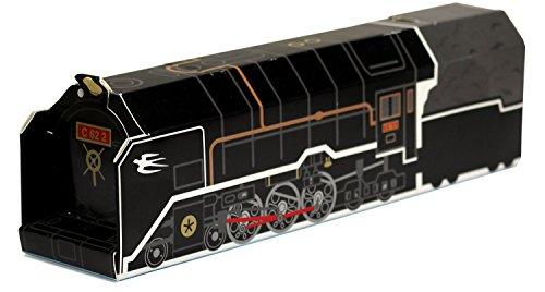 ハートアートコレクション ジップ 袋 蒸気機関車 C62型 2号機 JRZ-035