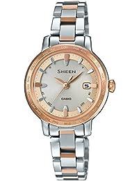 [カシオ]CASIO 腕時計 SHEEN Voyage Series 世界6局対応電波ソーラー SHW-1900SG-9AJF レディース