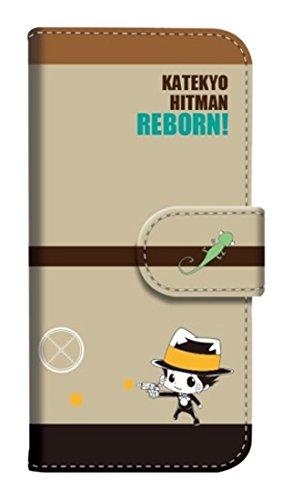 家庭教師ヒットマン REBORN! ダイアリースマホケース for iPhone6/6s【01】の詳細を見る