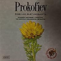 プロコフィエフ バレー組曲「ロメオとジュリエット」 /交響曲第1番「古典」(ヨーロッパ直輸入盤)