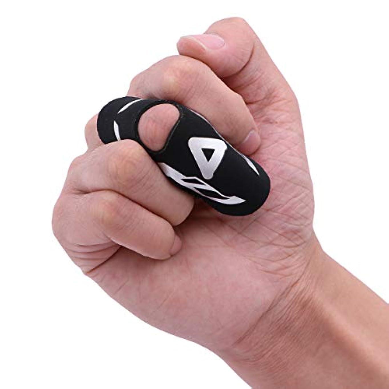 SUPVOX 指の添え木サポートトリガーマレット指ブレース腱痛みを和らげるサイズL/XL