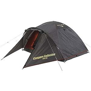 キャンパーズコレクション テント バックパックドームテント2 BPD-2UV(CDG)