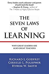 The Seven Laws of Learning: Why Great Leaders Are Also Great Teachers (English Edition)