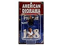 1/18 American Diorama Seated Couple I 2体入 カップル 恋人 ジオラマ 模型