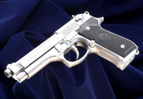 【WAスーパーリアルガン】WA ベレッタ M92FS INO...