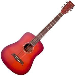 S.Yairi ヤイリ Compact Acoustic Series ミニアコースティックギター YM-02/CS チェリーサンバースト ソフトケース付属