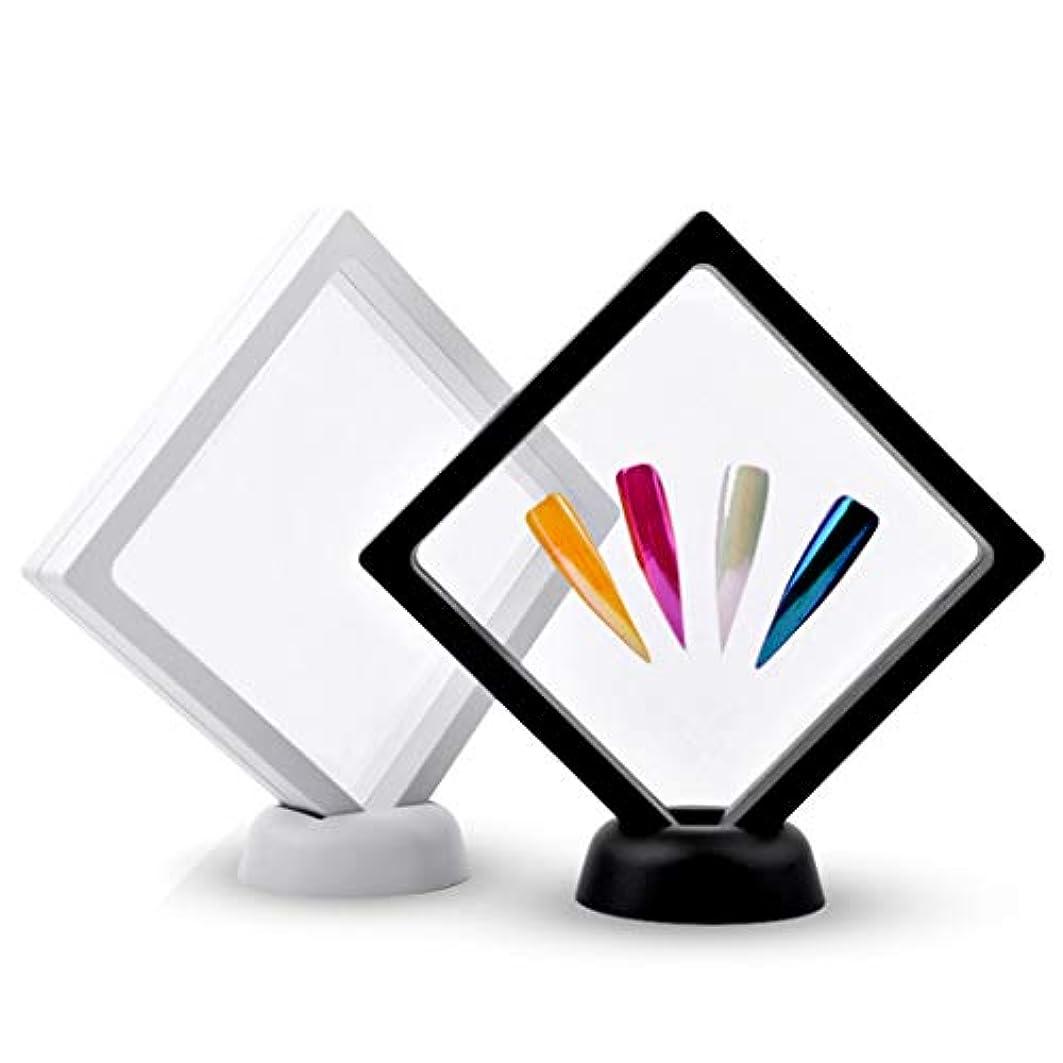 描く貸す文字通り2本 ネイルアートボード ネイルアート ディスプレイ 絵画用ボード DIY