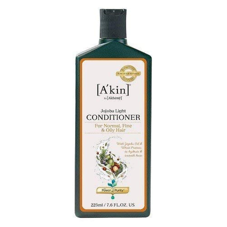 頑張る処分した展開するエイキンピュリファイングホホバとゼラニウムコンディショナー225 ml