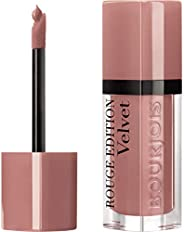 Bourjois Rouge Edition Velvet Liquid lipstick 28 Chocopink Volume, 6.7 ml/0.23 oz