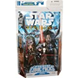 Star Wars Clone Wars Action Figure Comic 2-Pack Dark Horse: Republic #69 Asajj Ventress and Tol Skorr by Hasbro [並行輸入品]
